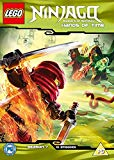 LEGO Ninjago: Hands of Time DVD