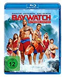 Baywatch (BD + digital download) [Blu-ray] [2017] [Region A & B & C]
