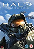 Halo: The Complete Video Collection [Blu-ray] Blu Ray