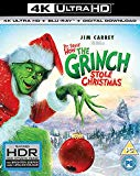 How the Grinch Stole Christmas (4K UHD + Blu-ray + UV) [2017]