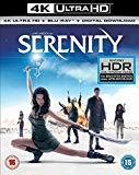 Serenity (4K UHD+ Blu-ray + UV) [2017]