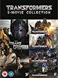 Transformers: 5-Movie Collection (DVD + Bonus Disc + Digital Download) [2017]