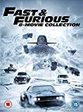 Fast & Furious 8-Film Collection DVD + digital download [2017] DVD