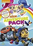 Nick Jr. Adventure Pack [DVD]