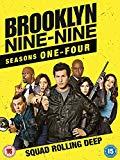 Brooklyn Nine-Nine: Seasons 1-4 [DVD]