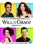 Will And Grace: The Complete Will And Grace [DVD]
