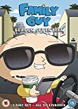Family Guy: Season Seventeen [DVD]