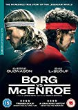 Borg Vs McEnroe [DVD]