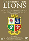 British and Irish Lions: Official Complete Collection 2017 Tour to New Zealand DVD