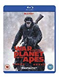 War for the Planet of the Apes [Blu-ray + UV] [2017] Blu Ray