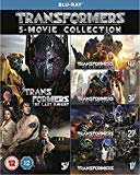 Transformers: 5-Movie Collection (Blu-RayTM + Bonus Disc + Digital Download) [2017] Blu Ray