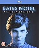 Bates Motel: Seasons 1-5 [Blu-ray]