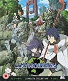 The Log Horizon: 1 & 2 [Blu-ray] [2017]