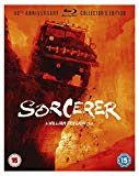 Sorcerer (40th Anniversary Collector's Edition) [Blu-ray] [1977] Blu Ray