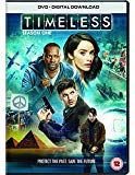 Timeless: Season 1 [DVD]