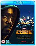 Marvel's Luke Cage: The Complete First Season [Blu-ray] Blu Ray