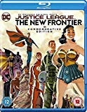 Justice League the New Frontie [Blu-ray] [2017] [Region Free]