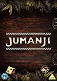 Jumanji DVD with Board Game [1996] DVD
