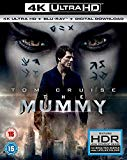 The Mummy (2017) 4K UHD + Digital Download [Blu-ray]
