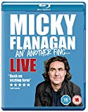 Micky Flanagan - An' Another Fing Live [Blu-ray] Blu Ray