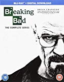 Breaking Bad: The Complete Series [Blu-ray] [Region A & B & C]