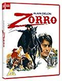 Zorro (Dual Format Edition) [Blu-ray]