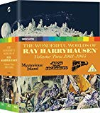 The Wonderful Worlds Of Ray Harryhausen, Volume 2: 1961-1964 (Dual Format Limited Edition) [Blu-ray]