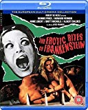 The Erotic Rites of Frankenstein [DVD] [Blu-ray] [Region A & B & C]