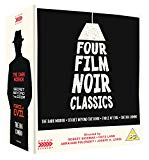 Four Film Noir Classics Limited Edition [Blu-ray]