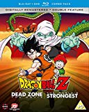 Dragon Ball Z Movie Collection One: Dead Zone/The World's Strongest - DVD/Blu-ray Combo