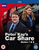 Peter Kay's Car Share Series 1 & 2 BD Boxset [Blu-ray]