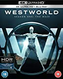 Westworld: Season One - The Maze [Blu-ray] [2017] [Region A & B & C]