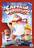 Captain Underpants [DVD] [2017]