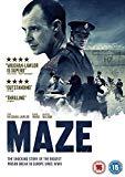 Maze [DVD] [2017]