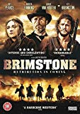 Brimstone [DVD] [2017]