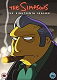 The Simpsons: The Eighteenth Season [DVD]