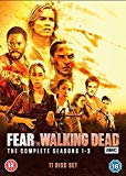 Fear The Walking Dead: The Complete Seasons 1-3 DVD