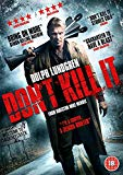 Don't Kill It [DVD]