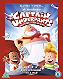 Captain Underpants [Blu-ray + Digital HD UV] [2017]
