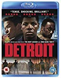 Detroit [Blu-ray] [2017]