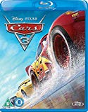 Cars 3 [Blu-ray] [2017] [Region Free] Blu Ray