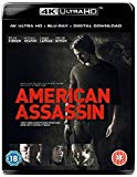 American Assassin 4K [Blu-ray] [2017]
