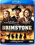 Brimstone [Blu-ray] [2017]