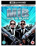 Men In Black [4K Ultra HD + Blu-ray] [Region Free] Blu Ray