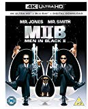 Men In Black II (4K + Blu-Ray) [2017]