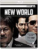 New World (2013) Dual Format (Blu-ray & DVD) edition