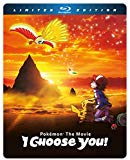 Pokemon The Movie: I Choose You! Blu-ray Steelbook