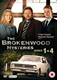 The Brokenwood Mysteries - Series 1-4 Box Set [DVD]