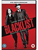 The Blacklist: Season 1-4 [DVD]