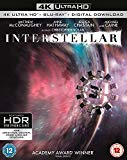 Interstellar [Blu-ray] [Region A & B & C]